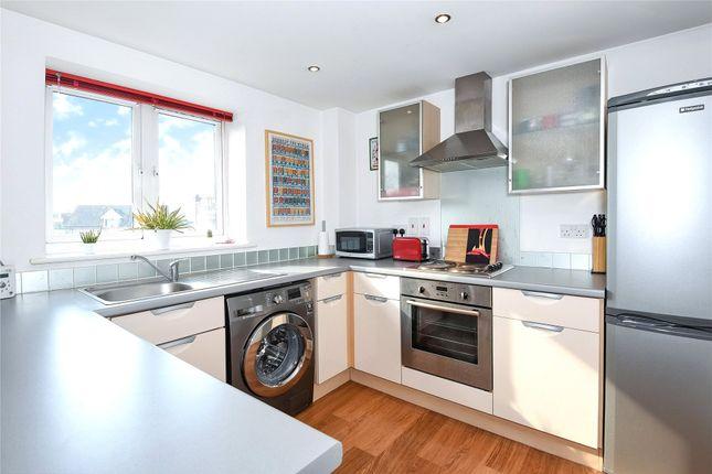 Kitchen of Branagh Court, Reading, Berkshire RG30