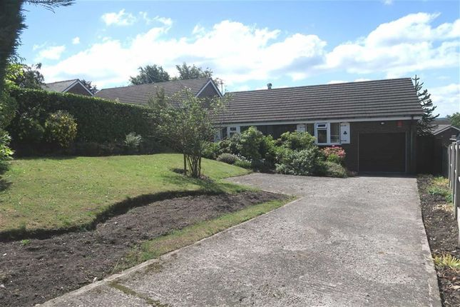 Thumbnail Detached bungalow for sale in Black Lane, Whiston, Stoke-On-Trent