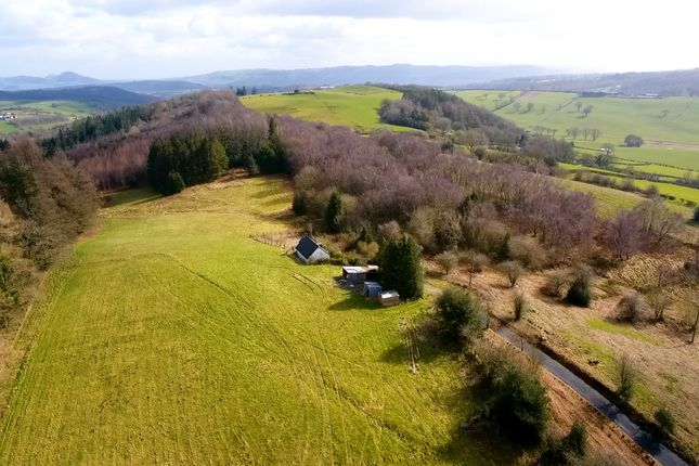 Land for sale in Figyn Cottage, Cyfronydd, Welshpool SY21
