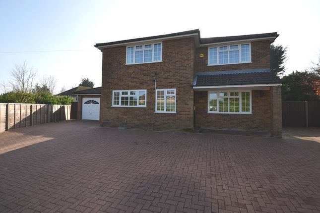 Thumbnail Detached house to rent in Vine Lane, Hillingdon, Middlesex