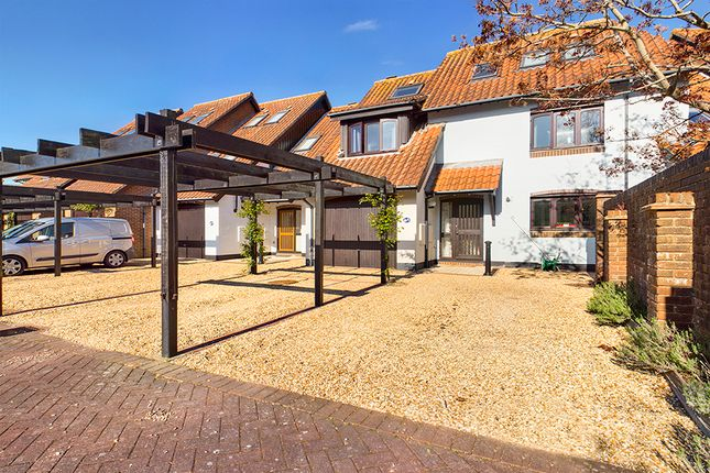 Semi-detached house for sale in Velsheda Court, Hythe, Southampton