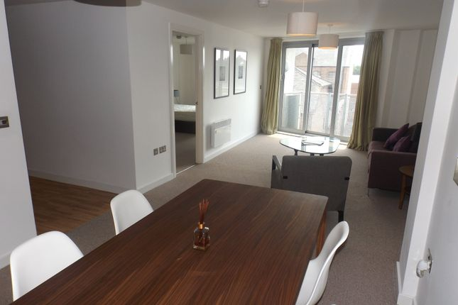 2 bed flat to rent in The Point, Loughborough Road, West Bridgford, Nottingham