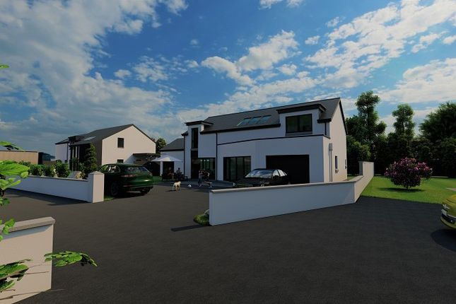 Thumbnail Detached house for sale in House 2 Burn Grove, Broom Drive, Culduthel, Inverness