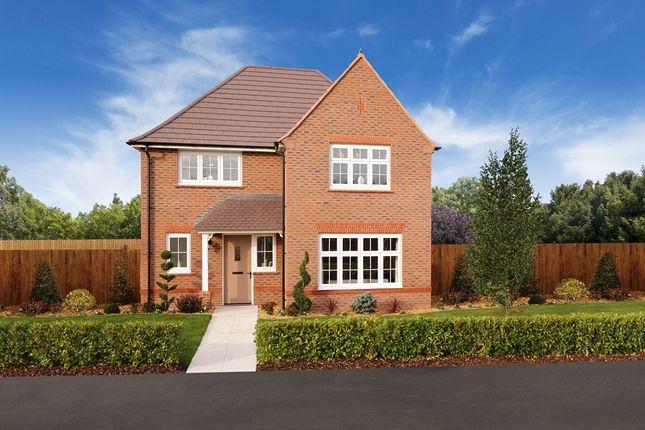 Thumbnail Detached house for sale in Blaise Park, Milton Hill, Milton, Abingdon