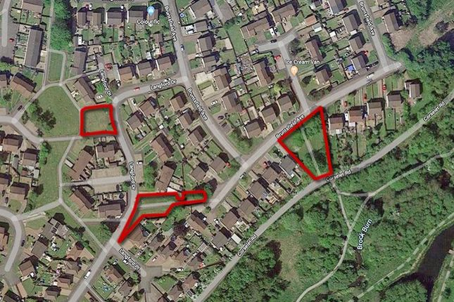 Thumbnail Land for sale in 3 Plots At Parkhouse, Darnley, Glasgow G537Hu