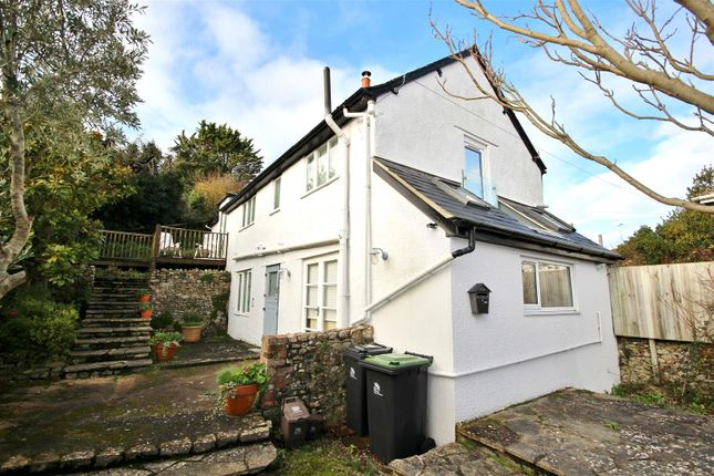 Thumbnail Cottage for sale in Pound Road, Lyme Regis