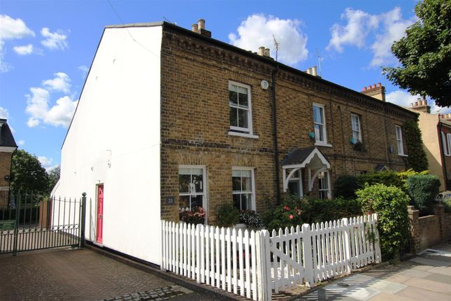 Thumbnail Terraced house for sale in Raleigh Road, Enfield