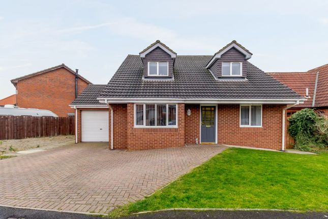 Thumbnail Detached house for sale in Willow Grove, Horden, Peterlee, Durham