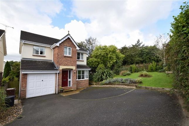 Thumbnail Detached house for sale in Gwelavon Close, Wadebridge, Cornwall
