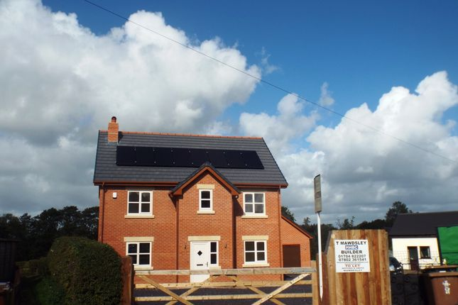 Thumbnail Detached house for sale in Hurst Green, Mawdesley, Ormskirk