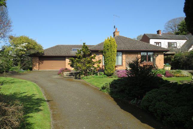 Thumbnail Detached bungalow for sale in Vicarage Lane, Kingsthorpe Village, Northampton
