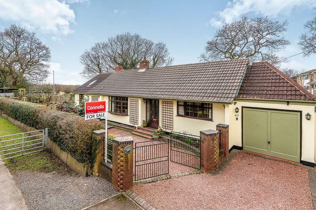 Thumbnail Detached bungalow for sale in Butts Lane, Norton Canes, Cannock