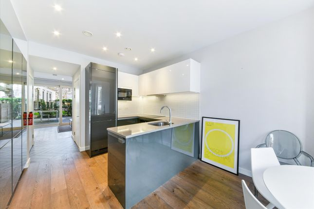 Thumbnail Terraced house to rent in Wansey Street, London