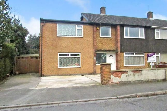 5 bed semi-detached house for sale in Wyvern Avenue, Long Eaton, Long Eaton