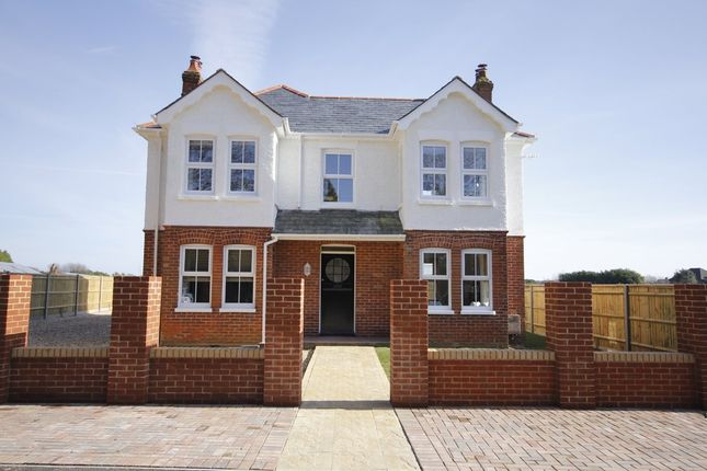 Thumbnail Detached house for sale in Brook Lane, Warsash, Southampton