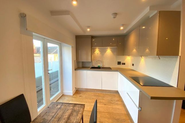Thumbnail Flat to rent in St Augustines Apartment, Stanford Avenue, Brighton, East Sussex