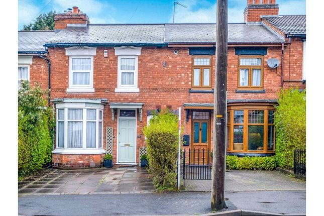 Thumbnail Terraced house for sale in Dunsmore Road, Birmingham