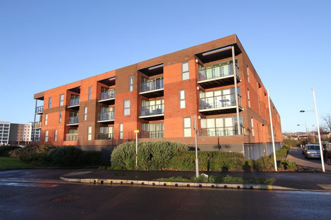 Thumbnail Flat for sale in Usk Way, Newport