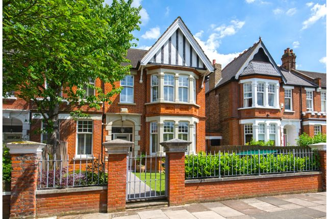 Thumbnail Semi-detached house for sale in Hale Gardens, Ealing Common