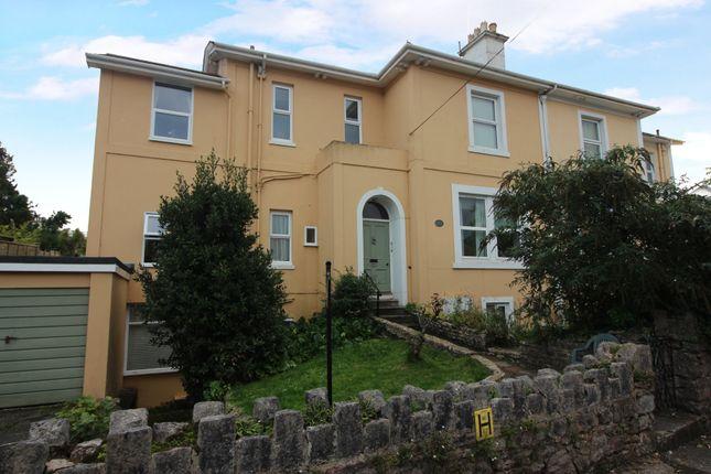 2 bed maisonette for sale in Tor Park Road, Torquay TQ2