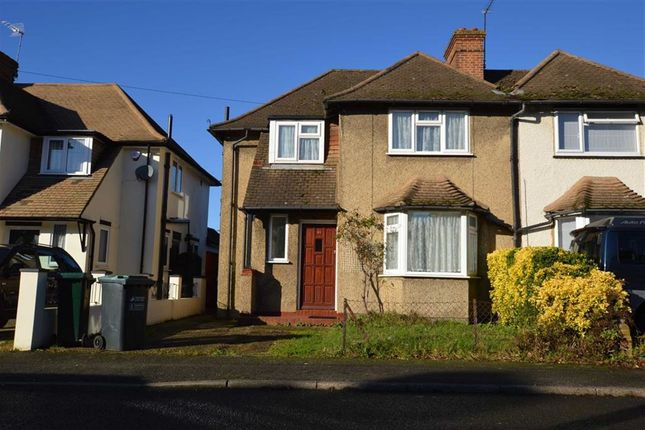 Thumbnail Semi-detached house to rent in Middleton Road, Mill End, Rickmansworth, Hertfordshire