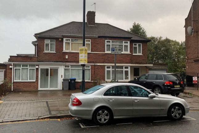 Thumbnail Semi-detached house for sale in Beverley Drive, Edgware