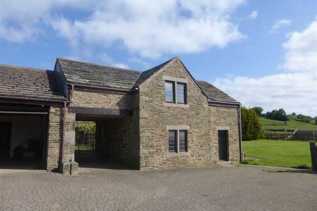 Thumbnail Barn conversion to rent in Birley, Cutthorpe, Chesterfield
