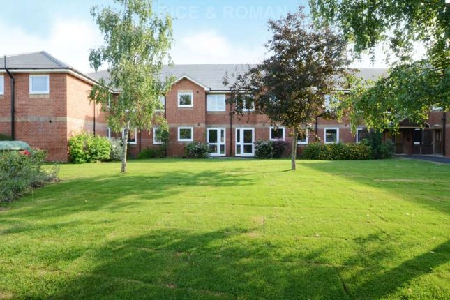 Thumbnail Flat to rent in Gibson Court, Manor Road North, Hinchley Wood