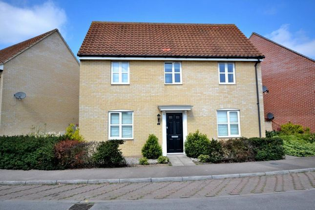 Thumbnail Detached house to rent in Tanton Road, Flitch Green, Dunmow