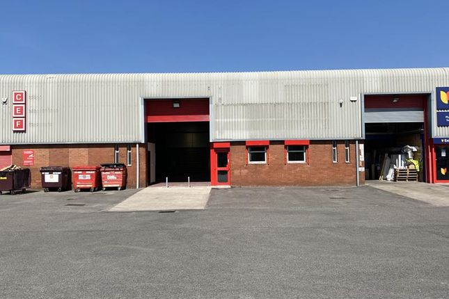 Thumbnail Light industrial to let in Unit 3 Lever Court, Victory Trading Estate, Off Lever Street, Bolton