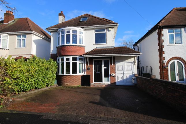 Thumbnail Detached house for sale in Wychbury Road, Wolverhampton