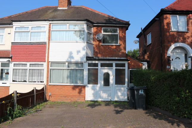 Thumbnail Semi-detached house to rent in Rockford Road, Great Barr