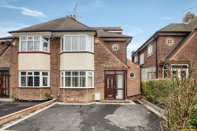 Thumbnail Semi-detached house for sale in Lordswood Road, Harborne, Birmingham