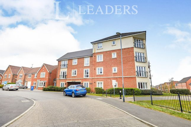 Thumbnail Flat to rent in Bishop Lonsdale Way, Mickleover, Derby