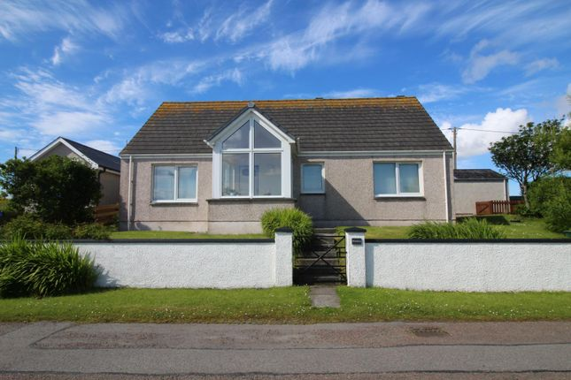Thumbnail Bungalow for sale in Pier Road, Aultbea