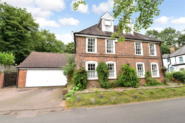 Thumbnail Detached house for sale in Darenth Road South, Dartford, Kent