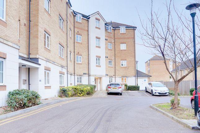 Thumbnail Flat to rent in Huron Road, Broxbourne