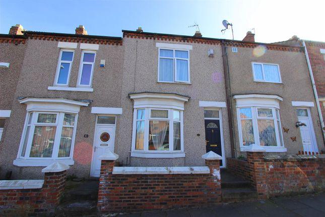 2 bed terraced house for sale in Dodds Street, Darlington DL3