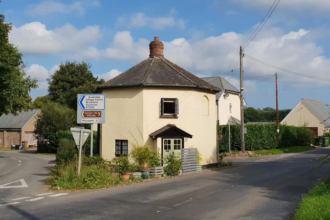 Thumbnail Detached house for sale in Exebridge, Dulverton