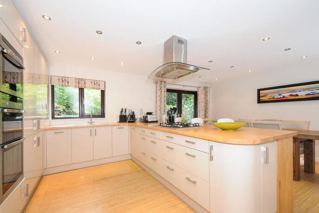 Thumbnail Detached house to rent in Geffers Ride, Ascot