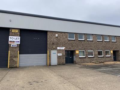 Thumbnail Warehouse to let in Unit Q1, Cherrycourt Way, Leighton Buzzard