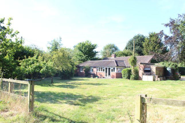 Thumbnail Detached bungalow for sale in Craven Road, Inkpen