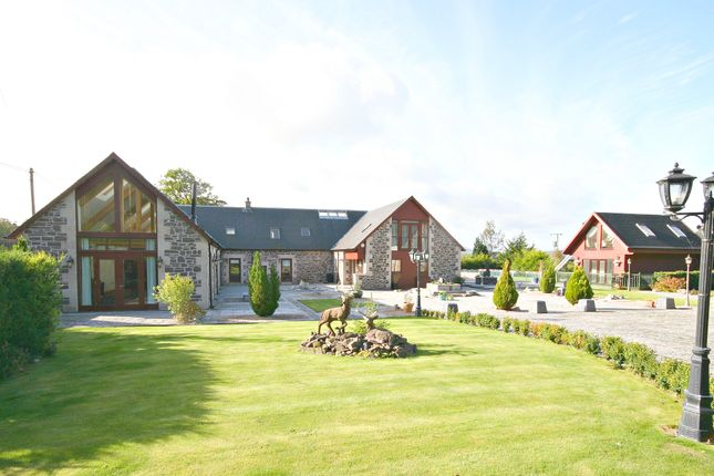 Thumbnail Country house for sale in Sommers Lane, Blair Drummond, Near Stirling