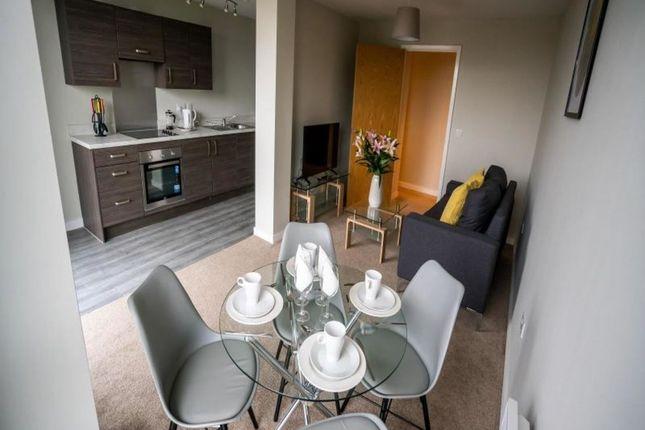Thumbnail Flat to rent in Adelphi Street, Salford