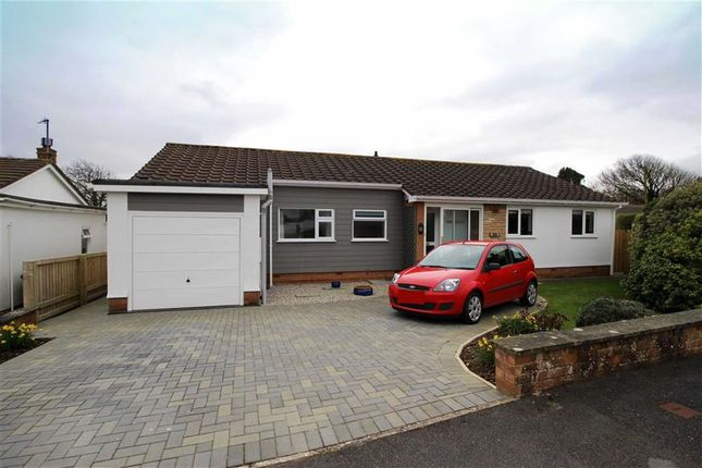 Thumbnail Detached bungalow for sale in Green Gardens, Northam, Bideford