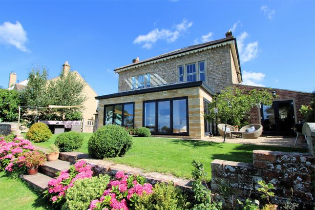Thumbnail Detached house for sale in Merlin Haven, Wotton-Under-Edge, Gloucestershire