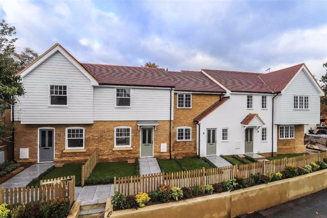 Thumbnail End terrace house for sale in Hertingfordbury Road, Hertford