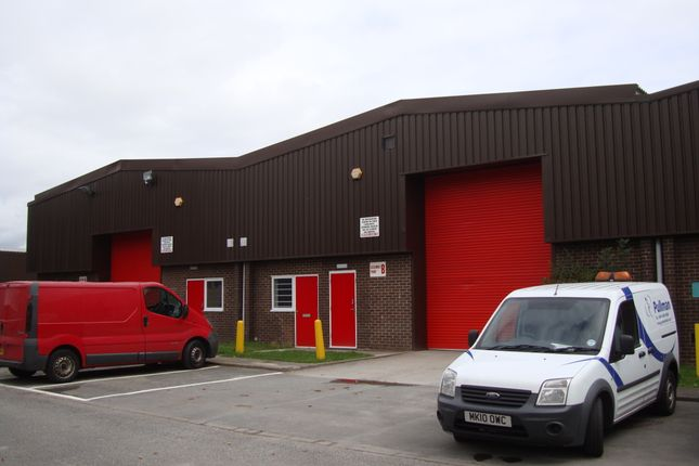 Thumbnail Light industrial to let in The Furlong, Berry Hill Industrial Estate, Droitwich