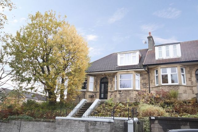 Thumbnail End terrace house for sale in 245 Churchill Drive, Broomhill