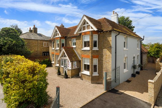 Thumbnail Detached house to rent in High Street, Eastry, Sandwich